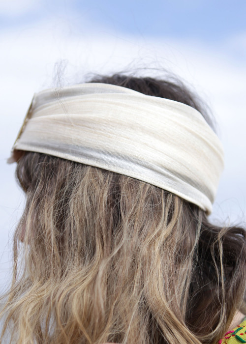 Gypsy Turban creme