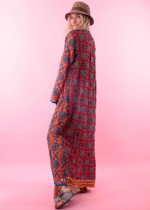 Boho Kimono Suki nougat