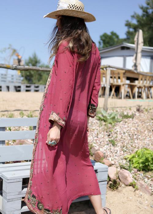 Boho Kimono Chiffon K-6