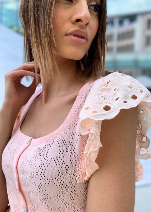 Boho Shirt rose