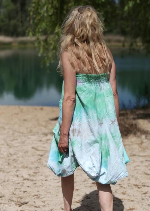 Boho Multi Rock und Dress Batik green