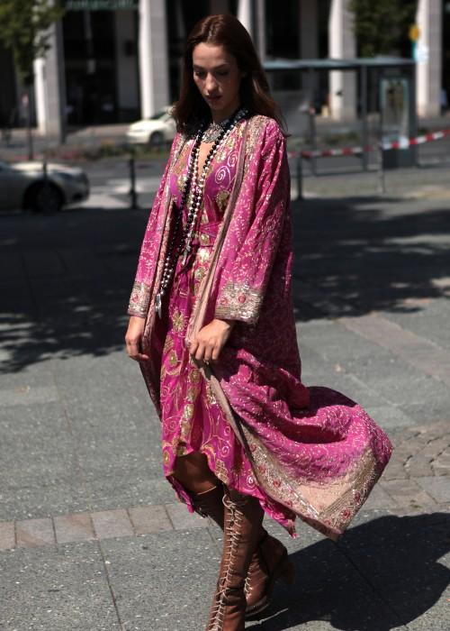 Boho Kimono Chiffon Queen 6