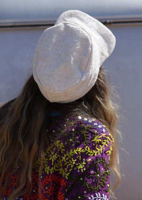 Festival Cap Cyrus off white