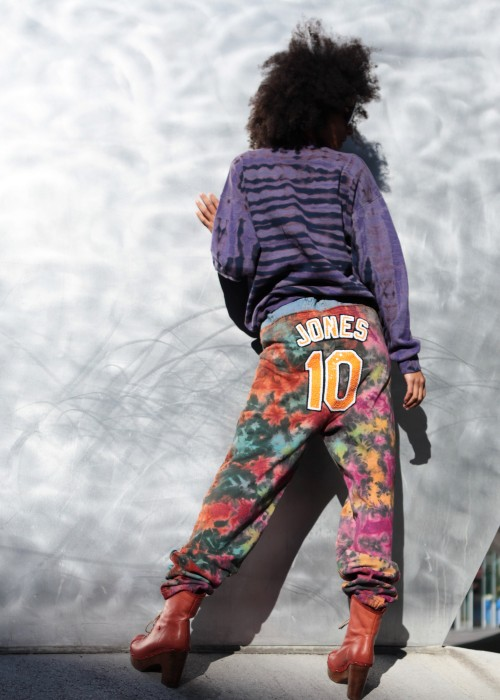 Jeans Sweat Batik Hose Orioles