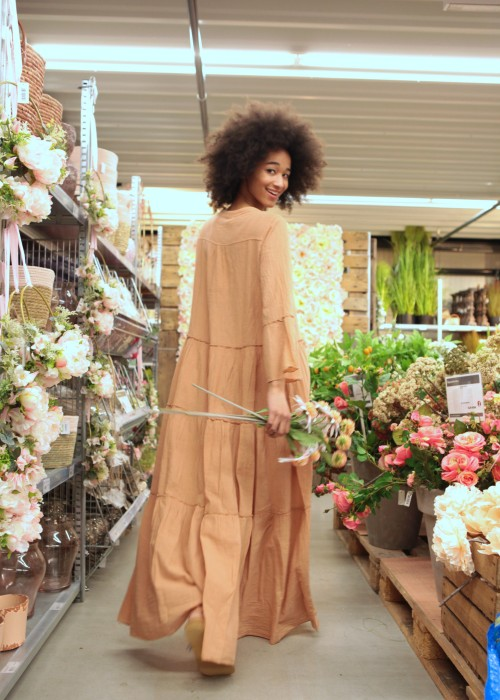 Boho Maxi Kleid Bochum Rose Dawn