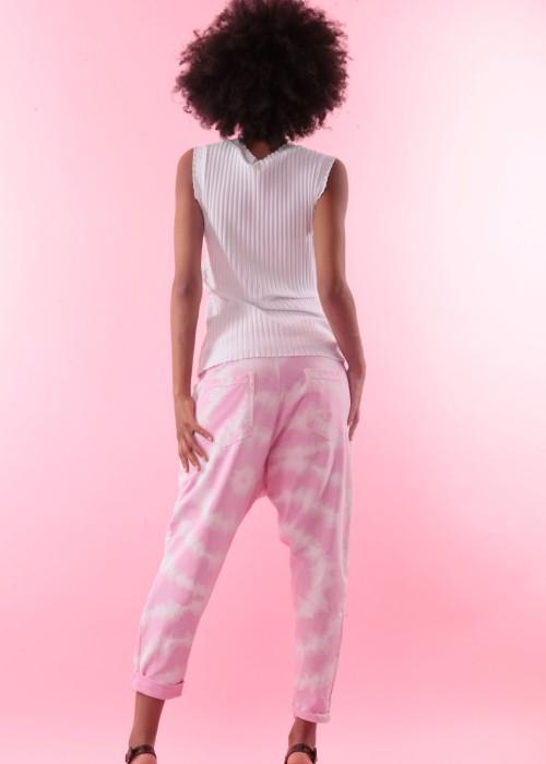 Batik Sarouel Hose rosa
