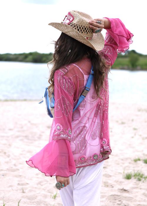Boho Kimono Jacke 01