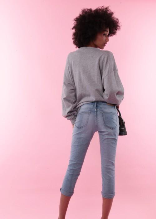 Boho Skinny Jeans Patch