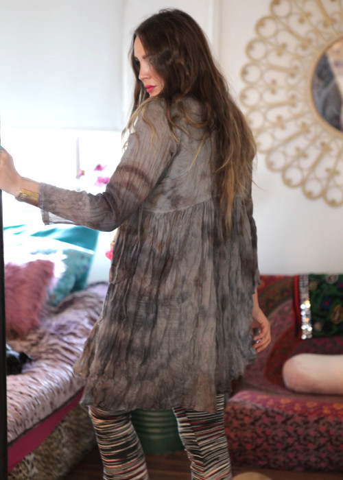 Bohemian Couture Jacke industrial