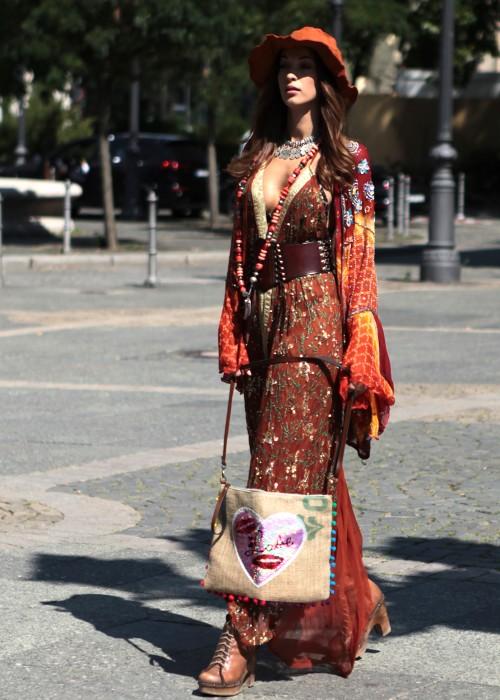 Boho Kimono Jacke Queen 3