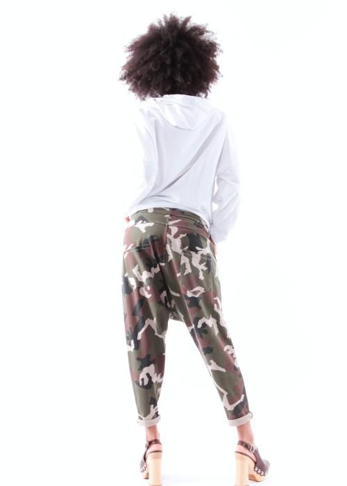 Sarouel Sweathose camouflage