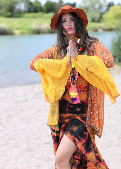 Boho Kimono Jacke 05