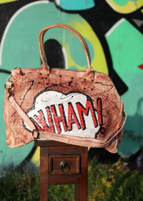 Boho Bag Wham Nude Pink