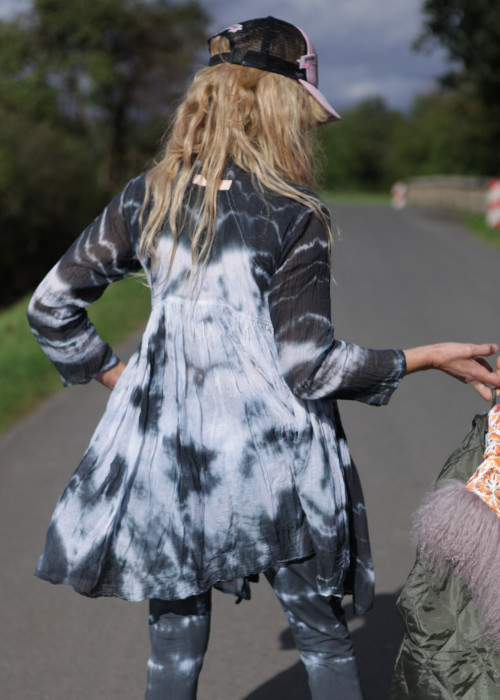 Bohemian Couture Jacke Ghost-Hand