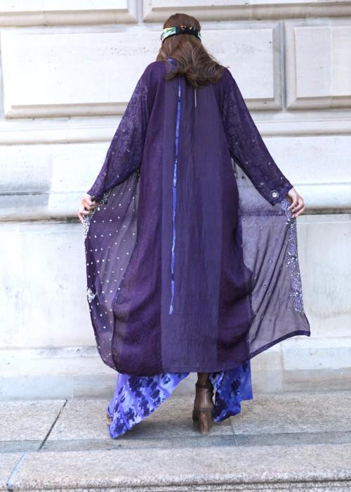 Boho Kimono Seide Queen 2