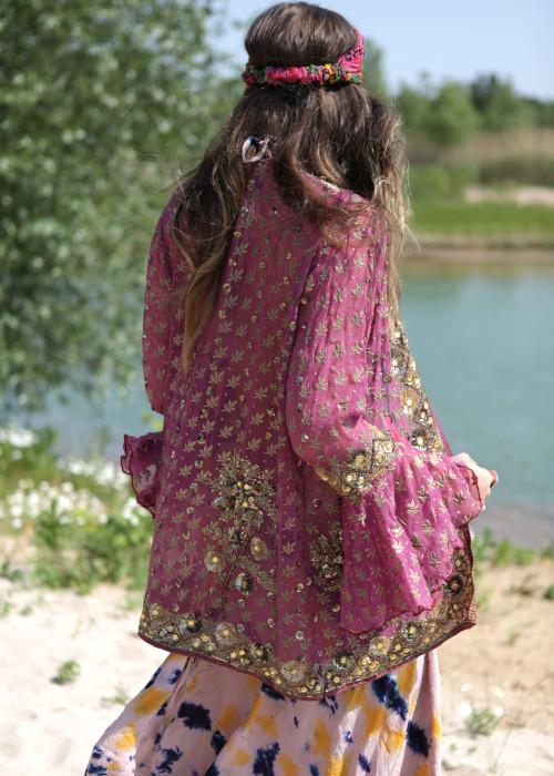 Boho Kimono Jacke 08