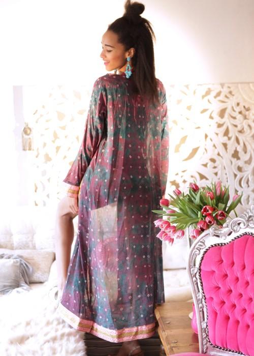 Boho Kimono Karma Batik Nr.11