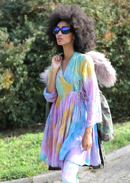 Bohemian Couture Jacke CANDY