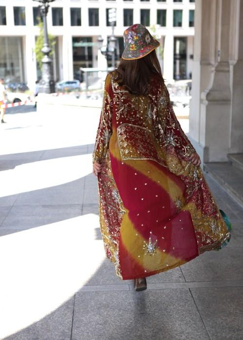 Boho Kimono Chiffon Queen 7